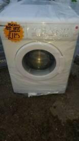 BEKO WHITE 6KG LOAD 1300 SPIN BASIC WASHING MACHINE