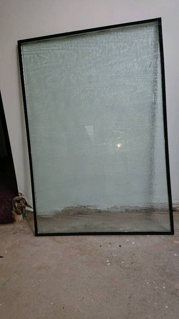 Frosted Glass Double Glazed Door Panel In Plymouth Devon Gumtree