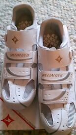 Specialized Cycling shoes size 9.5uk reduced