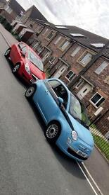 2011 FIAT 500 TWINAIR LOUNGE 0,9 + FREE TAX+MANUAL+PANROOF+HPI CLEAR