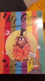 Mr Gums books