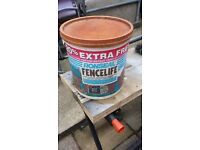 ronseal fence life 6 litre