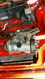 Escort 18 diesel pump