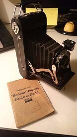 KODAK JUNIOR SIX-20 vintage camera