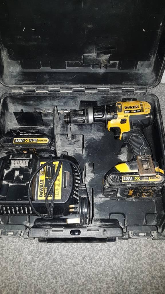 dewalt drill driver