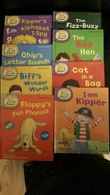Biff Chip and Kipper Level 1- 4