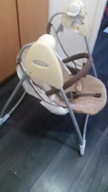 Baby's swing