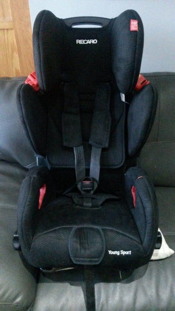 9921c3b167d8 recaro young sport car seat