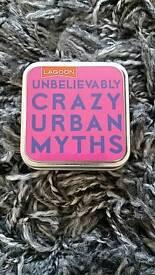 Crazy urban myths