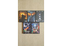 ''Batman'' DVD (REGION 2) Bundle, *Very Good Condition*, £10