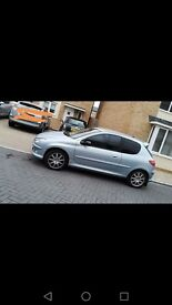 Peugeot 2.0 litre GTI