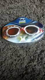 Brand new zoggs Goggles