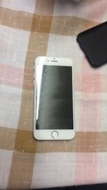 Spares and repairs broken touch screen good condition I phone 6 white