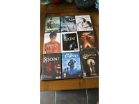 Horror/Thriller DVDs x 9 including Red Dragon, American Psycho, The Descent, PRICE REDUCED
