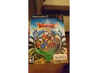 Dragon Quest VIII PS2- NTSC/US