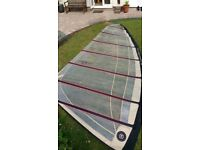 Tushingham Heckler 8.5m Windsurfing Sail - classic early-planing sail