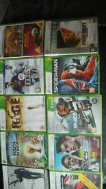Job lot xbox 360 games 22 in total