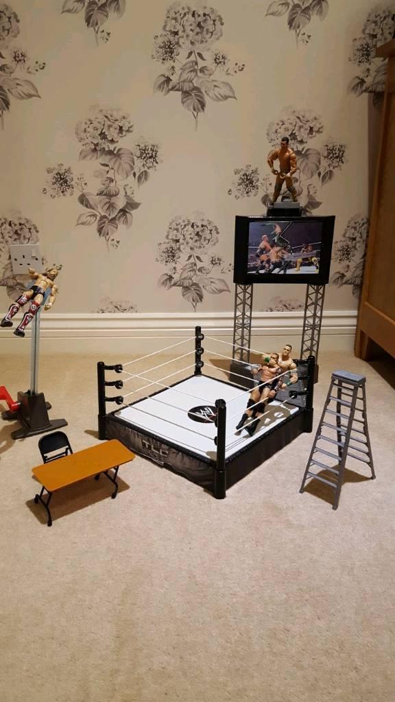 WWE Westlers