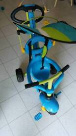 Kids tricycle 2-3yrs