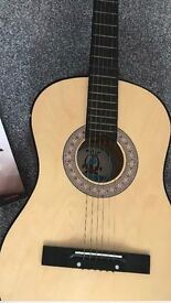 Lovely new acoustic guitar , Bargain , quick sale