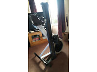 Model D Concept 2 rower with pm3, full working order and good condition