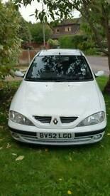 Renault Megan 1.9 dCi 2002