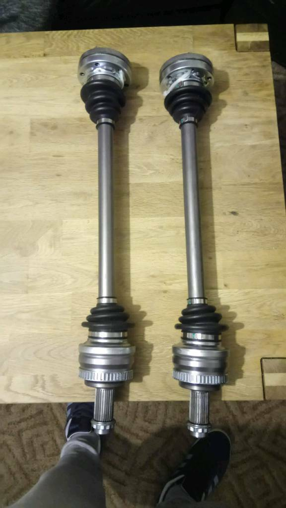 Bmw 3 series Driveshaft rear left+right