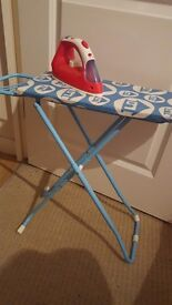 Early Learning Centre Ironing Board and Iron