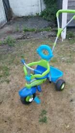 Smart trike. Baby / toddler bike