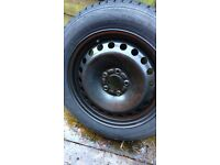 Ford Mondeo Winter Wheels with Tyres (set of 4)