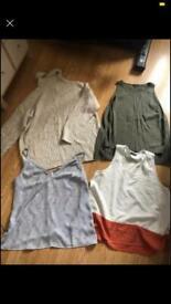 Size 16 bundle of clothes