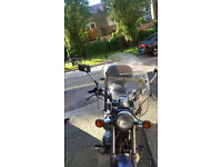 Motorcycle Screen Bargain