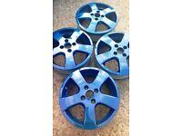 "16"" Ford Focus mk1 & Fiesta alloy wheels (465)"