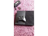 Xbox one leads and controller