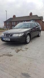 Saab estate 2.2 diesel auto