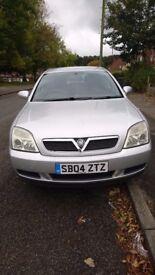Vauxhall vectra estate, 2l diesel, 2004