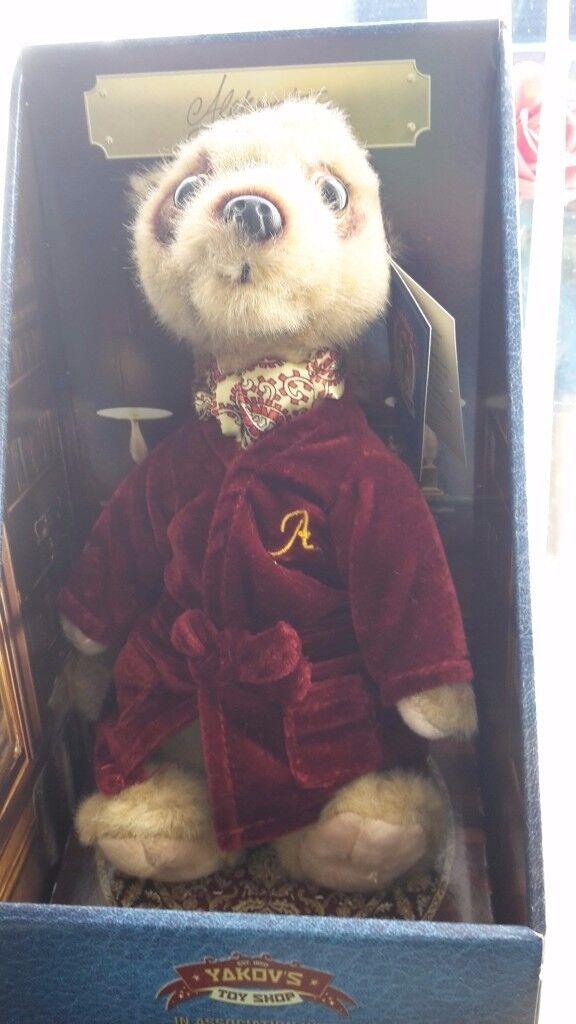 Aleksandr the meerkat