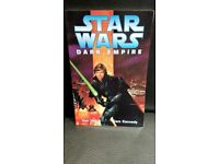 Star Wars Comic Books - Dark Empire, Dark Lords of the Sith, The Warrior Princess, The Sith War