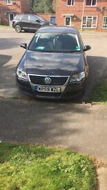 vw passat 1.6 . diesel cheap to drive and very smooth