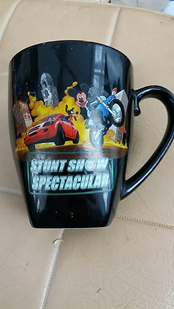 large Mug from Disneyland Paris