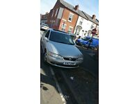 VAUXHALL VECTRA AUTOMATIC LOW MILAGE