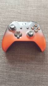 Xbox one volcano shadow controller as new