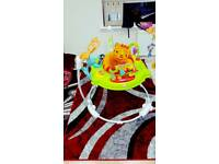 Mothercare baby walker bouncer