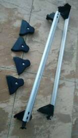 Vauxhall Roofbars for Corsa D or E