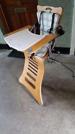 Kuster K1 Highchair