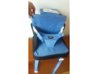 The First Years Portable Travel Baby Feeding Seat - High Chair