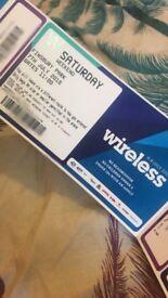Saturday & Sunday Wireless Tickets (Multi-Day)