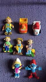Job lot of toys le3 Leicester collection