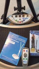 Vibrapower exerciser