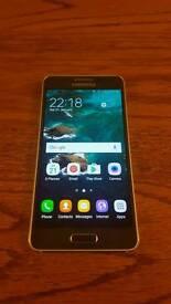 Samsung GALAXY Alpha 32G Unlocked Good Condition